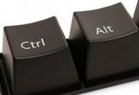 Открываем любой файл с помощью клавиатуры.
