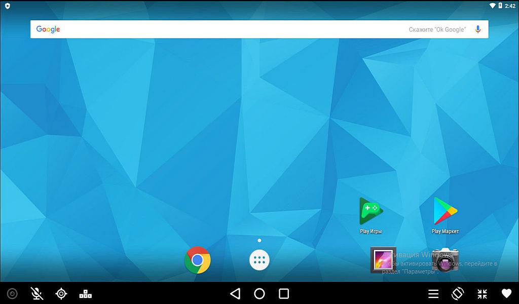 Андроид игры и приложения на компьютере